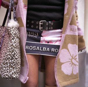 Veste et jupe Alba Rosa