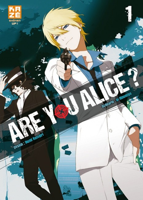 Are you Alice ? – Tome 01