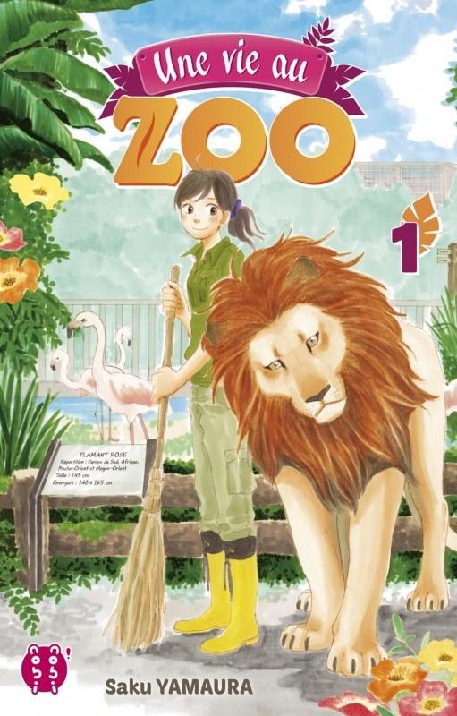Une vie au zoo – Tome 1