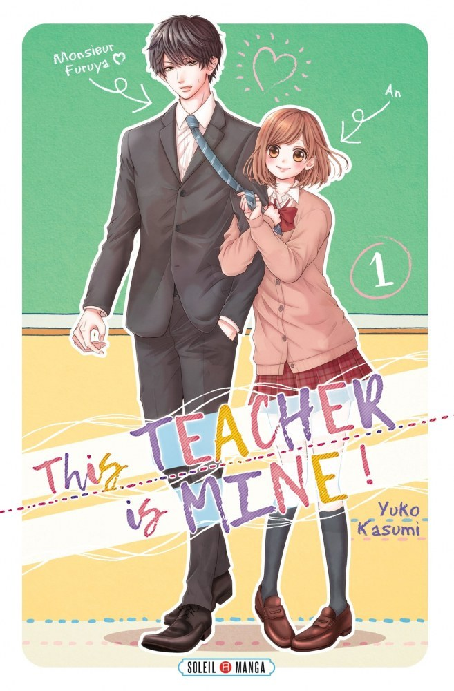 This teacher is mine – Tome 01