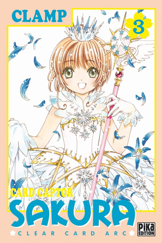 Card Captor Sakura clear card arc – Tome 3
