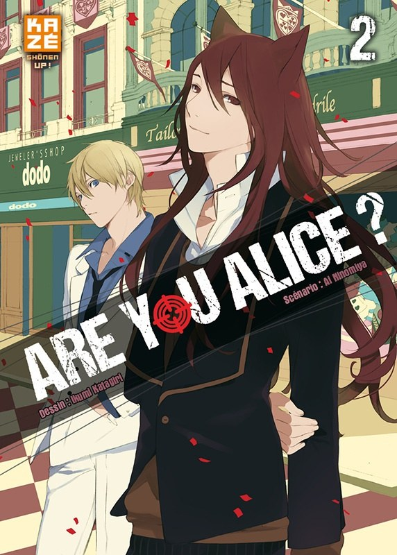Are you Alice ? – Tome 02