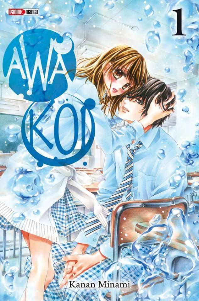 Awa Koi – Tome 01