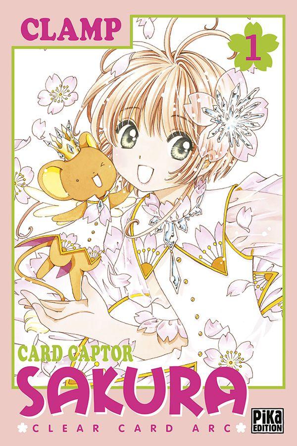 Card Captor Sakura clear card arc – Tome 1