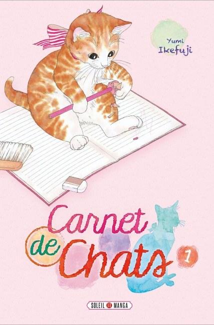 Carnet de Chats – Tome 01