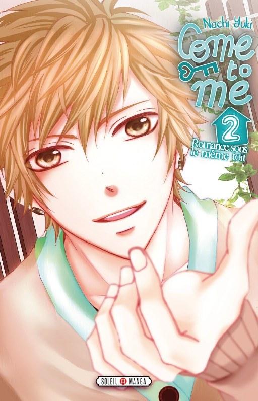 Come to me! – Tome 2 (de Nachi YUKI)