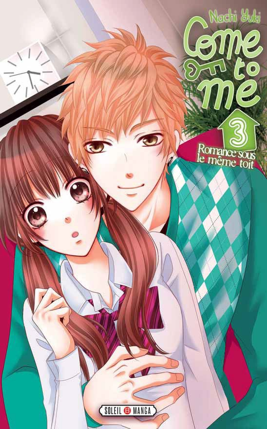 Come to me! – Tome 3 (de Nachi YUKI)