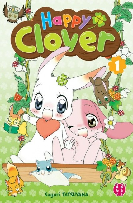 Happy Clover – Tome 1
