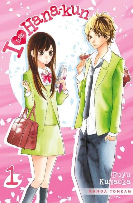 I Love Hana-Kun – Tome 01