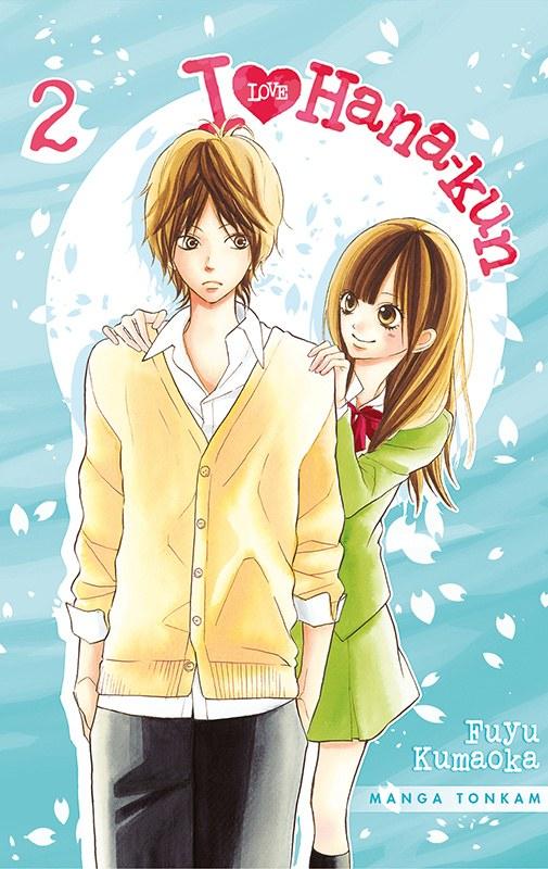 I Love Hana-Kun – Tome 02