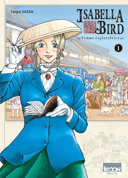 Isabella Bird – Femme exploratrice – Tome 01