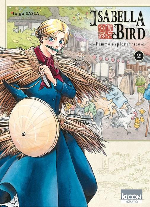 Isabella Bird – Femme exploratrice – Tome 02