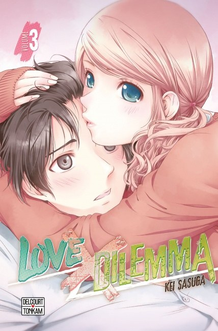 Love X Dilemma – Tome 3