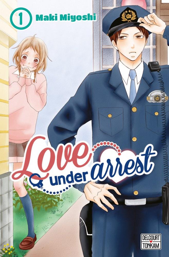 Love under arrest – Tome 01