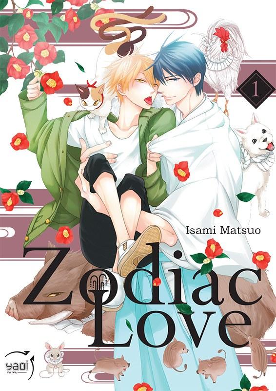 Zodiac Love – tome 1