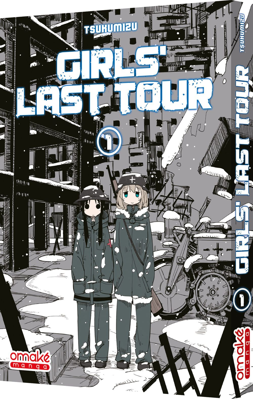 Girls' Last Tour – Tome 1
