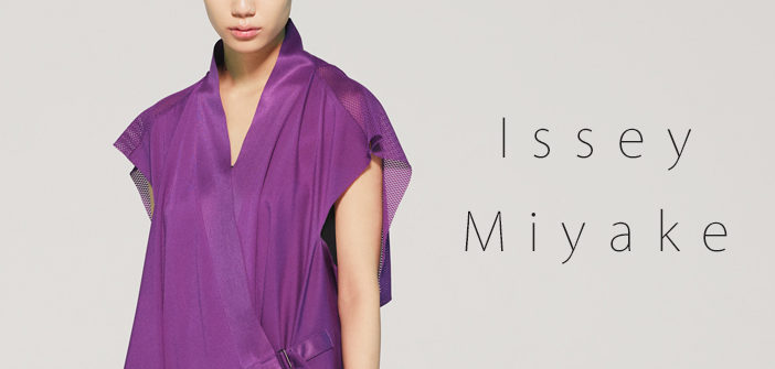 Issey Miyake – Le «couturier volant»
