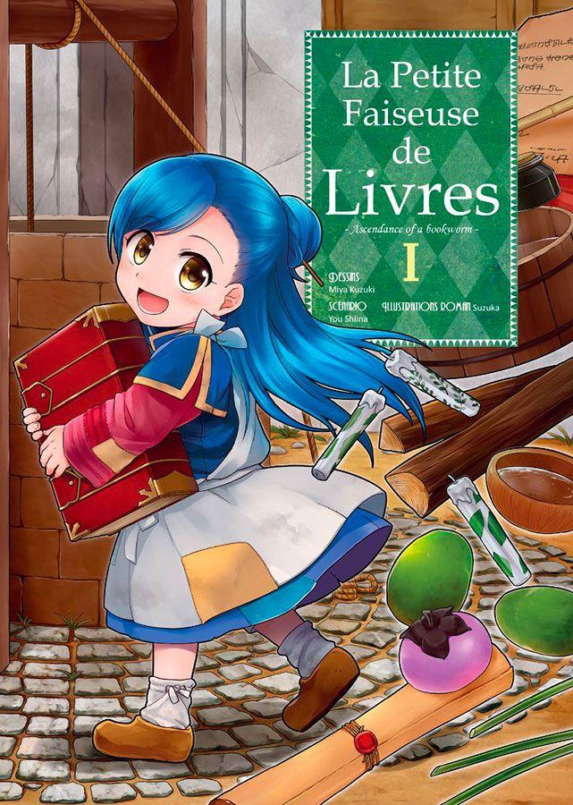 La Petite Faiseuse de Livres – Tome 1