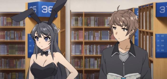 Rascal Does Not Dream of Bunny Girl Senpai, anime