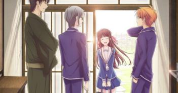 Fruits Basket Saison 1 shojo Anime