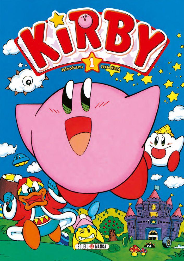 Les aventures de Kirby dans les étoiles – Tome 1 & 2