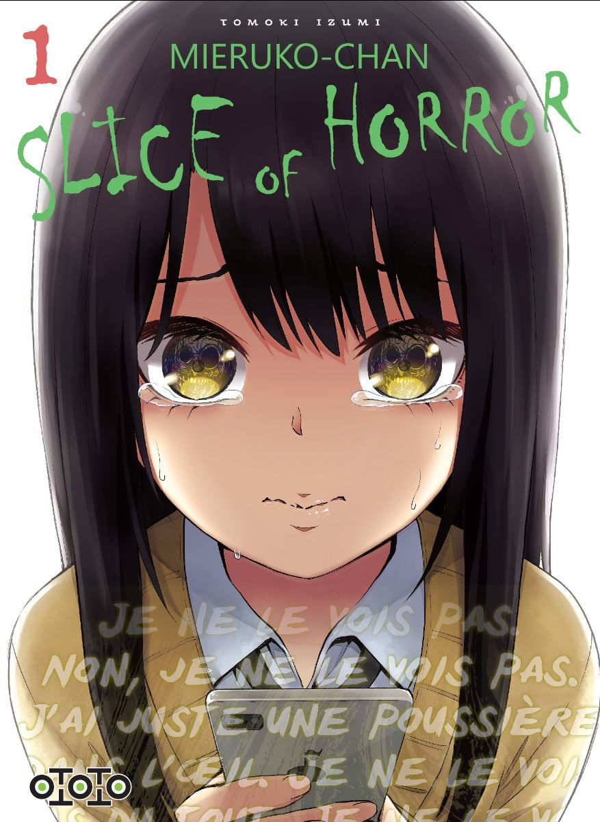 Mieruko-chan Slice of Horror – Tome 1