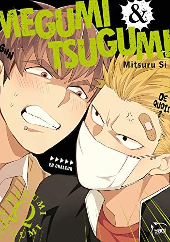 Megumi & Tsugumi – Tome 1