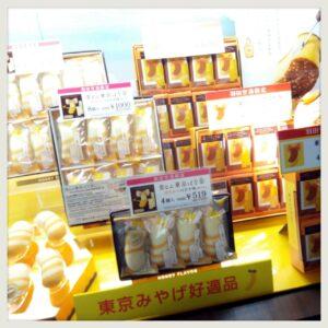 Les Tokyo banana de la Sky tree