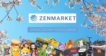 Acheter des produits au Japon avec ZenMarket