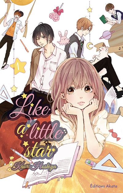 Like a little star – Tome 1