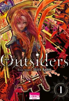Outsiders T.1