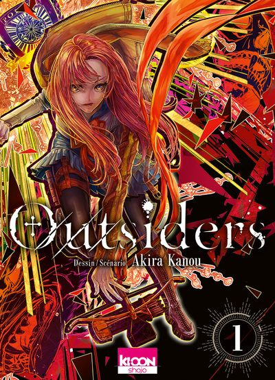 Outsiders – Tome 01