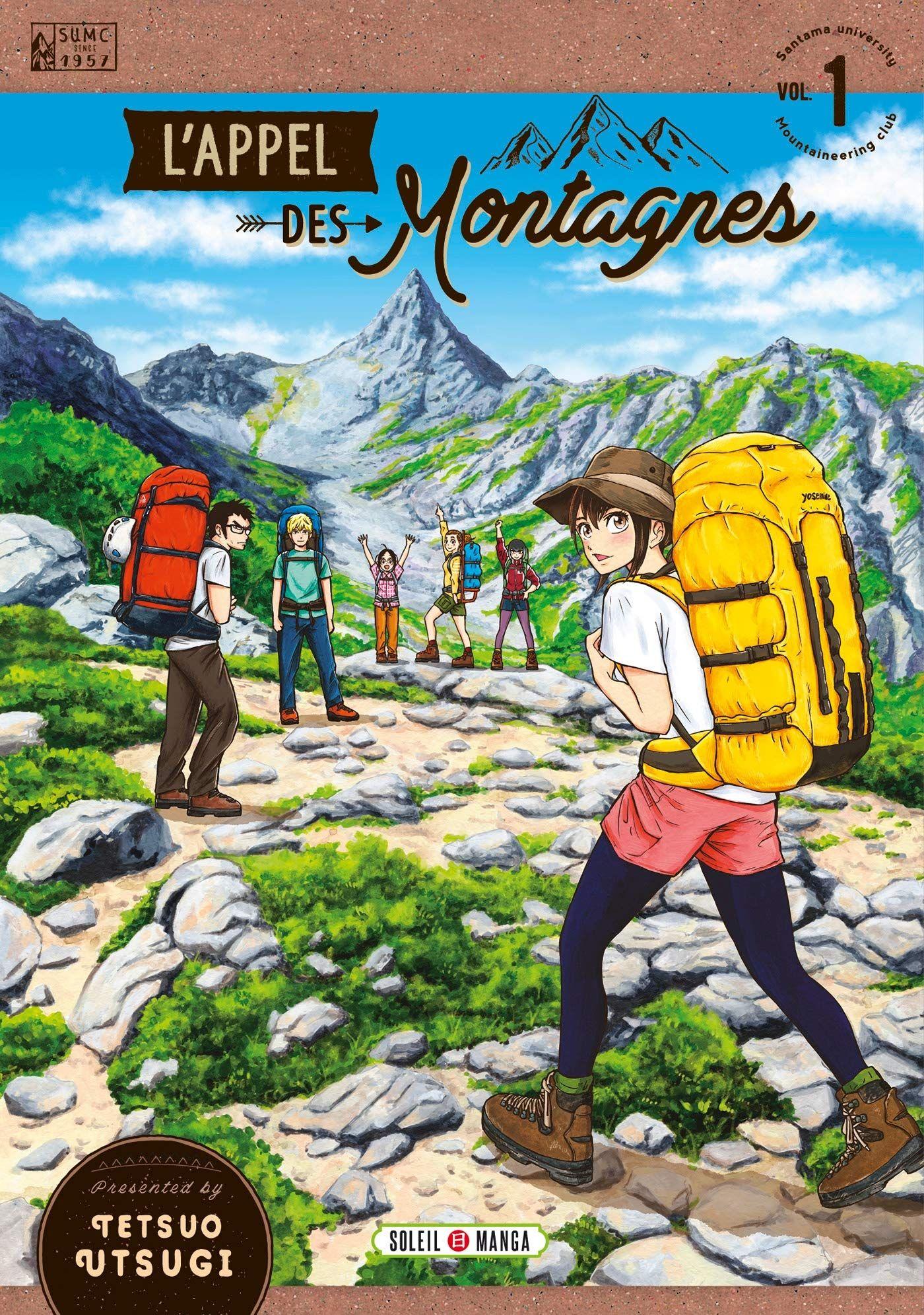 L'Appel des Montagnes – Tome 1