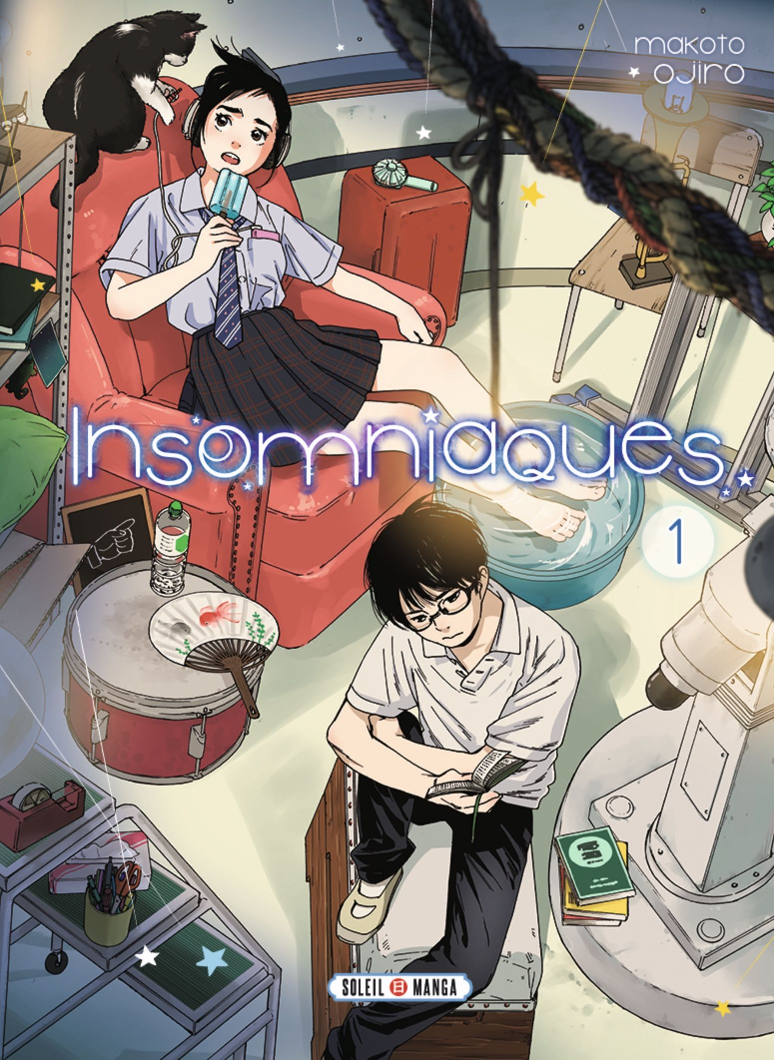 Insomniaques – Tome 1