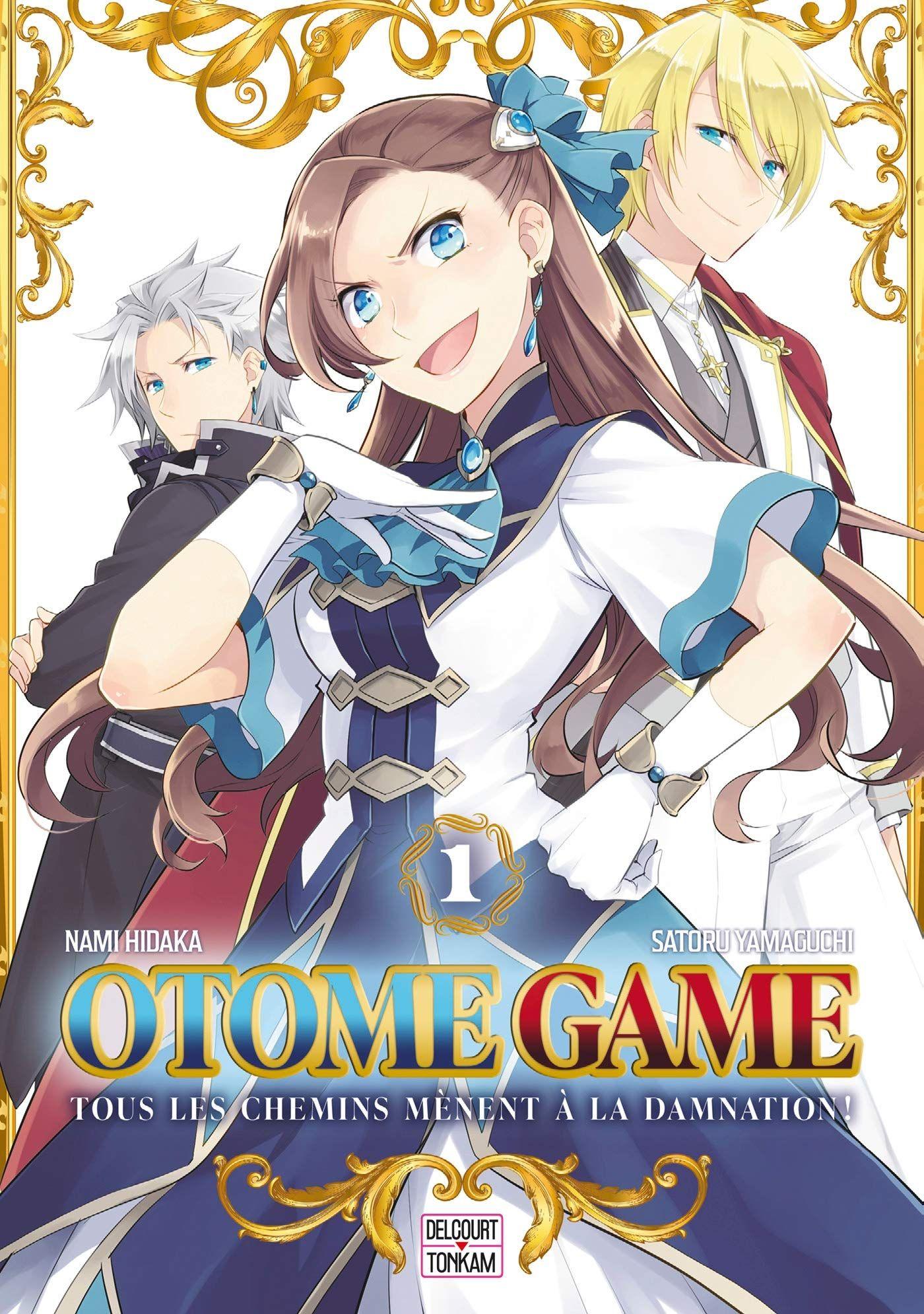 Otome Game – Tome 1
