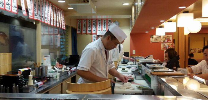 Sushi, or not sushi?